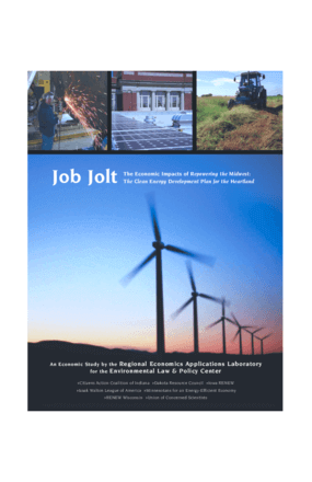 Job Jolt: The Economic Impacts of Repowering the Midwest: