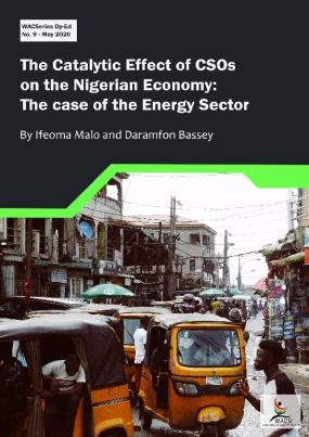 The Catalytic Effect of CSOs on the Nigerian Economy