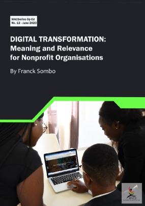Digital Transformation: Meaning and Relevance for Nonprofit Organisations