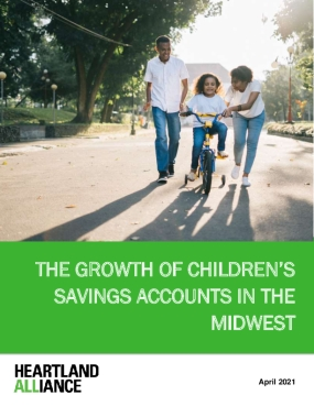 The Growth of Children's Savings Accounts in the Midwest
